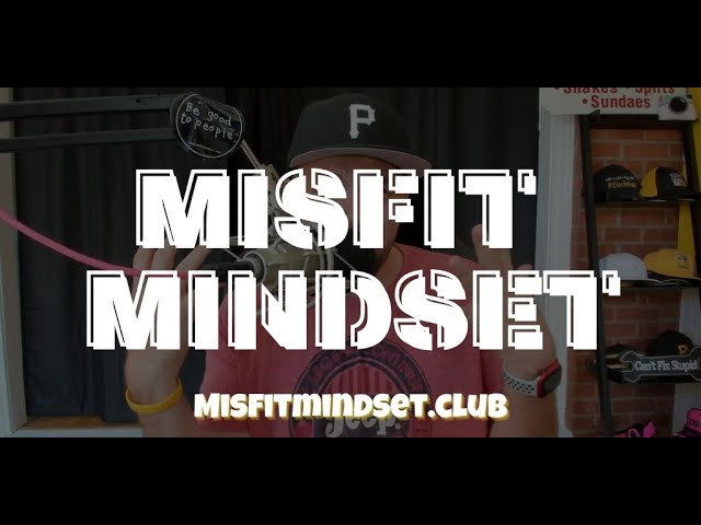 What is the Misfit Mindset?