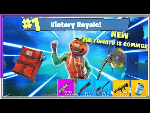THE PIZZA MAN IS HERE Fortnite /INTERACTIVE STREAMER