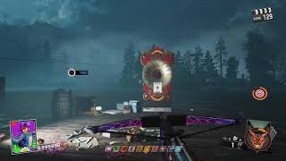 Call of Duty : Infinite Warfare Zombies Rave In The RedWoods Scene 129