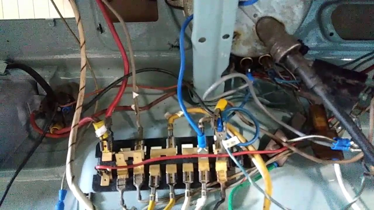 Vw Bug Bus Wiring Basics How To Diy