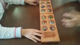 Mangala oyunu nasıl oynanır?