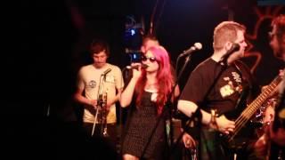 EnteX - Frühling (reggae version) live im Café Lietze am 22.5.2015