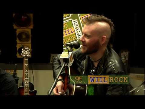 Seether - Fine Again (acoustic, w/ interview, 1080p)