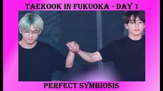 Vkook recent moments