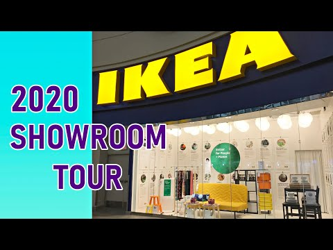 IKEA SHOWROOM TOUR 2020 NEW YORK SHOP WITH ME