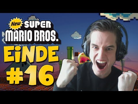 HET IS ME GELUKT! - New Super Mario Bros DS #16 (EINDE)