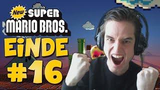 HET IS ME GELUKT! - New Super Mario Bros DS #16 (EINDE)