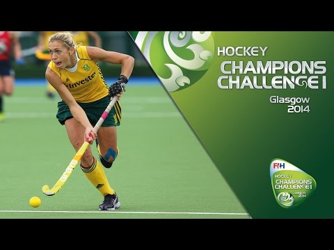South Africa v USA - Women's Champions Challenge I - Pool B