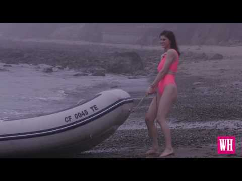 Women's Health: Behind-the-Scenes at our Cover Shoot with Alexandra Daddario