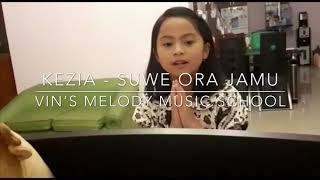 Vin's Melody Stay @Home Concert 2020 | KEZIA - SUWE ORA JAMU - Teacher : Kak Dessy