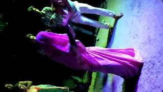Munesh and Rishidev dance