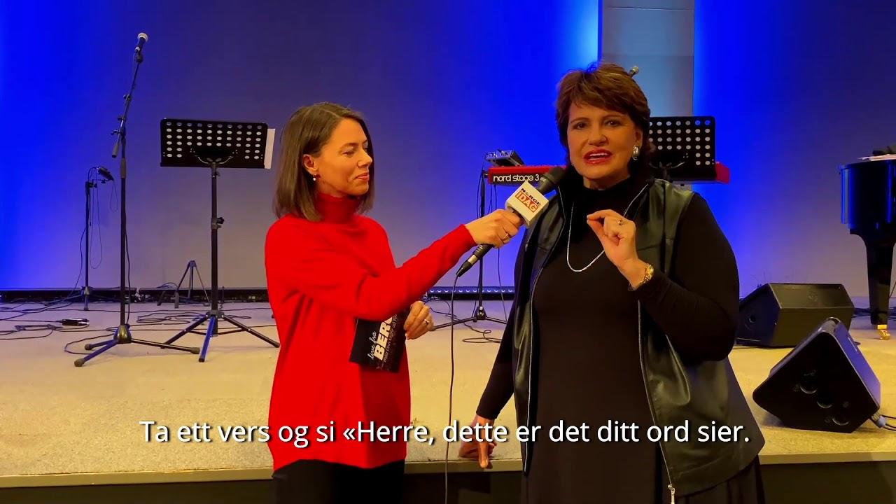 Live fra Bergen Ep 3 Intervju med Suzette Hattingh