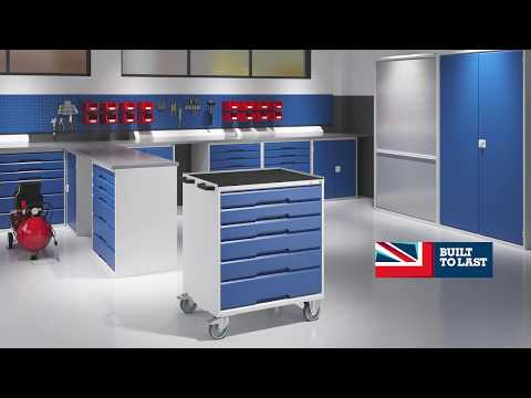 Bott Verso - Workplace Storage Equipment