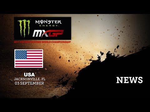 NEWS HIGHLIGHTS - Monster Energy MXGP Of USA 2017