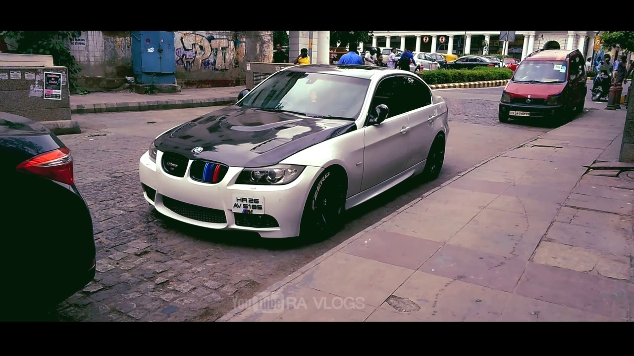 Bmw M3 Style Bmw 3 Series 335i E90 Carbon Fibre Hood Roof