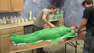 Lifecasting Tutorial: Body Mold With PlatSil Gel-25