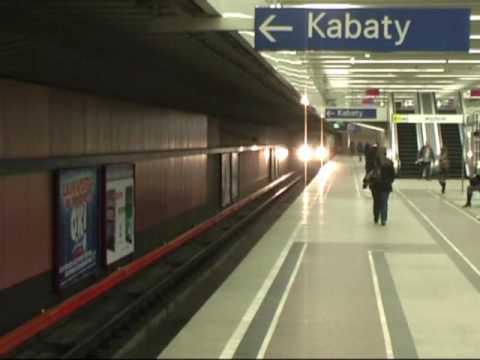 Metro Warszawa Stacja Wilanowska