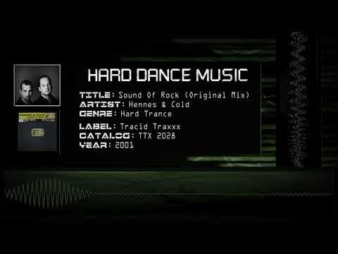 Hennes & Cold - Sound Of Rock (Original Mix) [HQ]