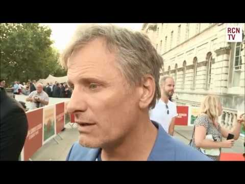 Viggo Mortensen Speaking 6 Languages
