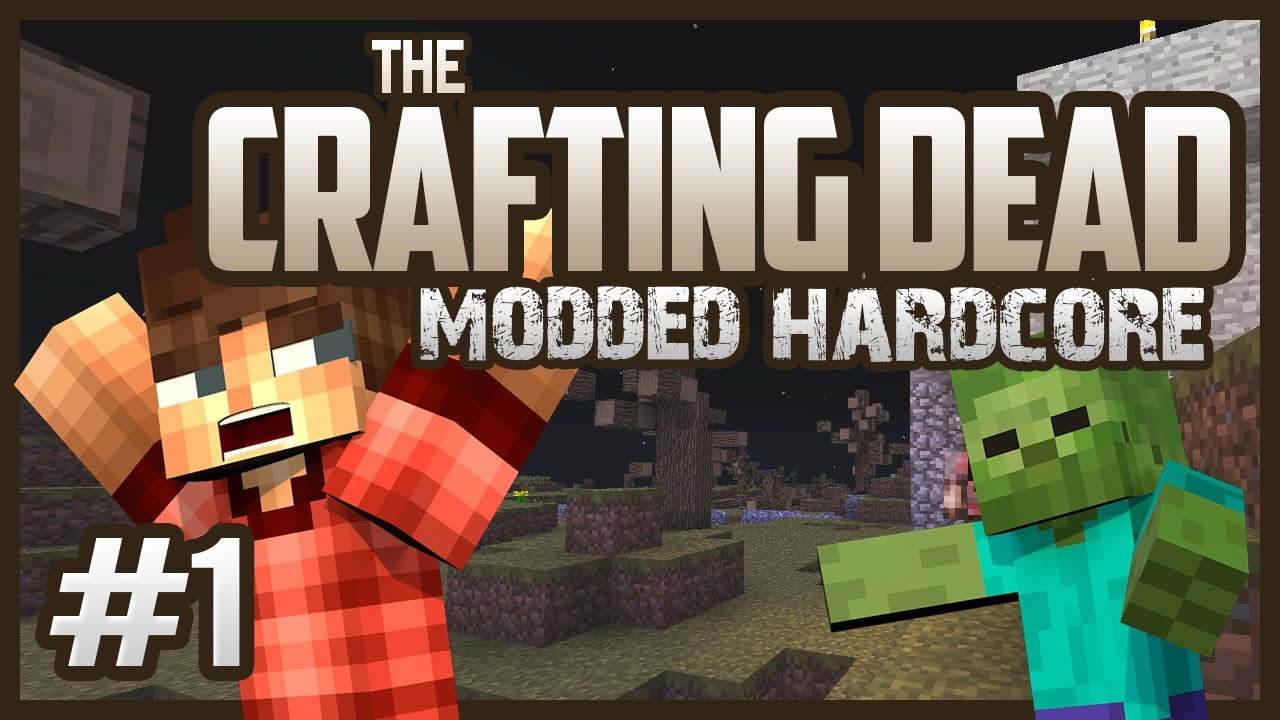 minecraft the crafting dead crafting dead modded survival minecraft ep 1 4966