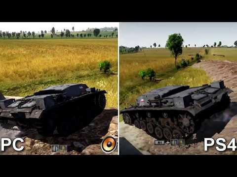 War thunder game dvr ps4 vs xbox one vs wii