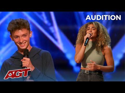 NJ Singers Wow 'America's Got Talent' Judges (VIDEO)