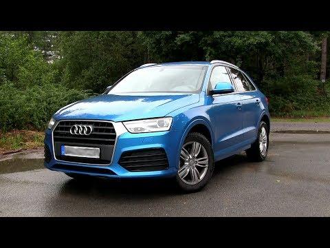 2017 Audi Q3 2.0 TFSI Quattro (180 HP) TEST DRIVE