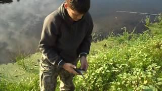 Риболовля на Сіверському Дінці. 2011. г Родзинки ( Е Галкіна)