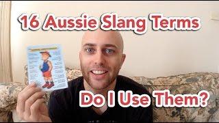 Baixar 16 Aussie Slang Terms. Do I Use Them? | Learn Australian English