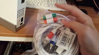 Wii Component Cable Review