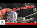 How To Do Oil & Oil Filter Yamaha R6 2006 - 2017 motorcycle