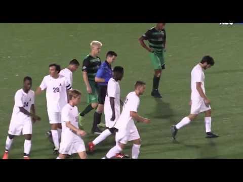 Men's Soccer Highlights: FDU 3, Manhattan 1