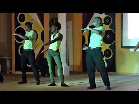 Chocolate Dance at Bahia Principe El Portillo, Samana, Dominicana, 2015-2016 (English)
