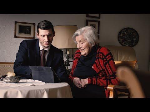 Online-Banking: Ganz sicher etwas für ältere Menschen