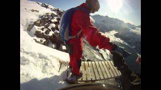 (HD Film) WingSuit BASE Europe 2010 (HD)