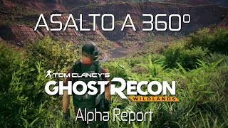 asalto a 360º   ghost recon wildlands e3 2016 impresiones y gameplay