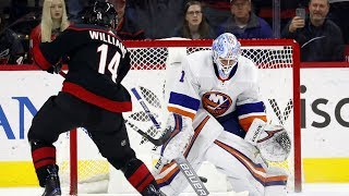 NHL Highlights | Islanders vs Hurricanes – Jan. 19, 2020