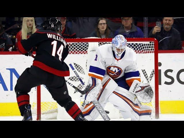 NHL Highlights | Islanders vs Hurricanes – Jan. 19, 2020