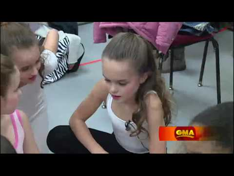 Behind the Scenes of the 'Nutcracker'