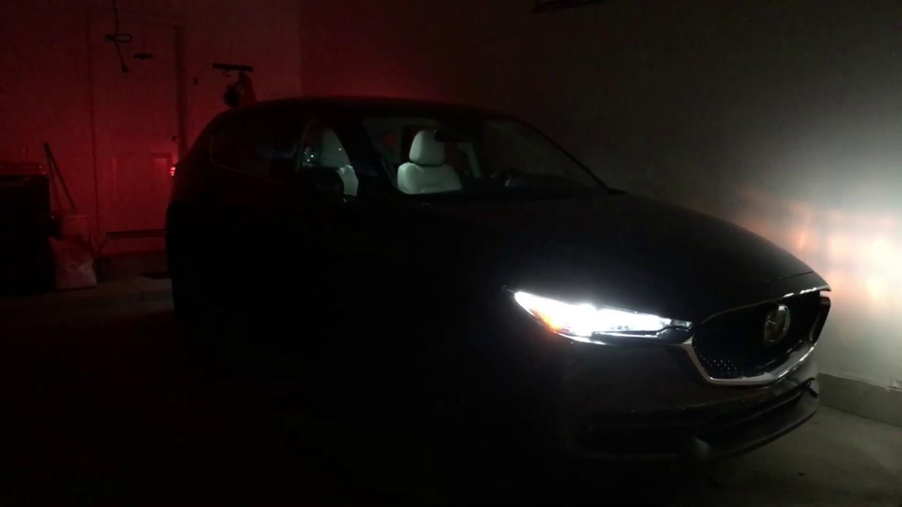 2017 Mazda Cx 5 Grand Touring Led Interior Lights