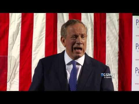 George Pataki Presidential Announcement Full Speech (C-SPAN)