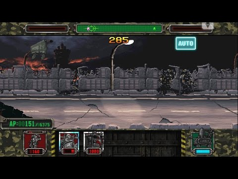 [HD]Metal slug ATTACK. ONLINE!  OUT OF PLACE  !!! (2.1.1 ver)
