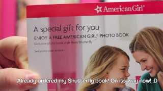 Opening American Girl Doll Package - Christmas Haul