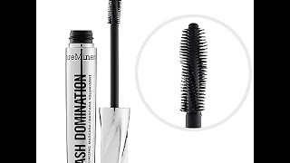 Mascara Junky Monday!! bareMinerals Lash Domination Review!