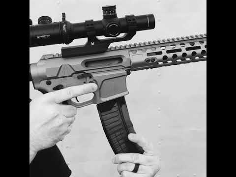 Download Ar15 Ambi Side Charging Upper Receiver From Delta Team