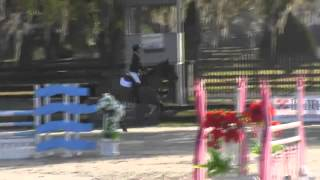 Video of Spyderman ridden by Molly Atkinson from ShowNet!