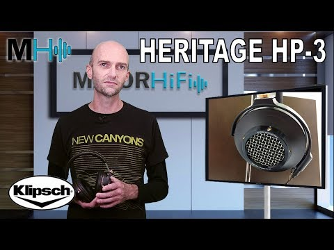 KLIPSCH HERITAGE HP-3 Review - Best Audiophile Headphone