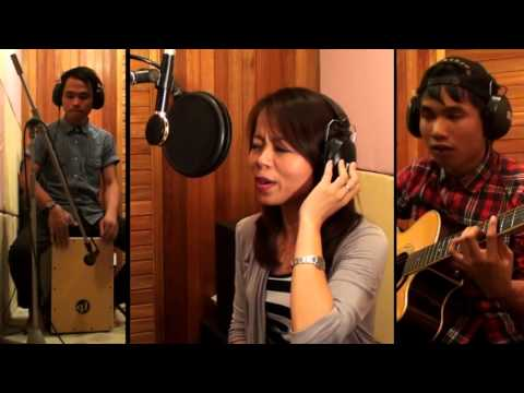 Love is You - Ten2Five  (Acoustic Cover by Gurl, Ateq and Amenk)