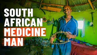 I went to see a Xhosa herbalist 🇿🇦 [S5 - Eps. 17]