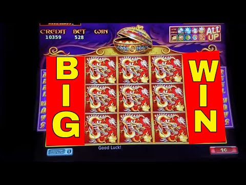 5 TREASURES  Slot Machine ★Big Win★ and Progressive Jackpots !!! Live Play